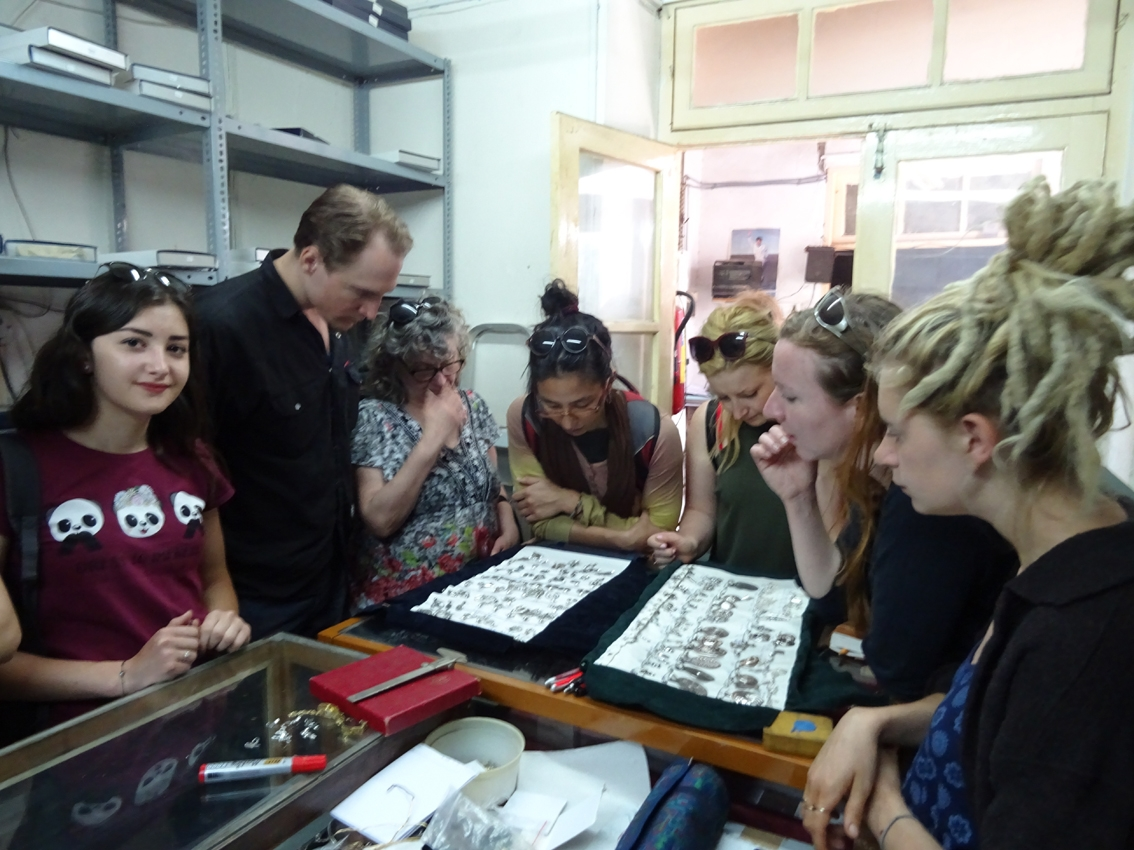 Erasmus+ KA2 Synergies in Training in Agriculture, Food and old Crafts