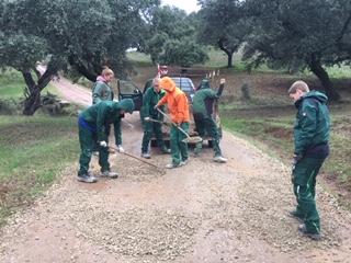 Grupo de Erasmus+ KA1 Movilidades de la Cámara Agraria de Baja Sajonia