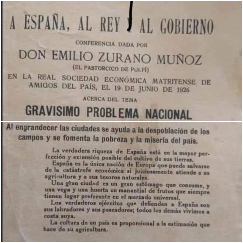 Emilio Zurano, el pastorcito de Pulpí (1857-1943)